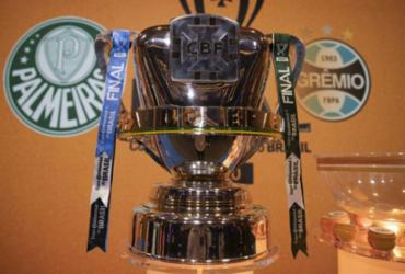 Após sorteio, Palmeiras decidirá Copa do Brasil em casa contra Grêmio | CBF