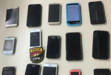 Mais de 60 celulares são roubados por dia em Salvador, aponta SSP | Divulgação I SSP