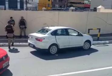 Suspeito morre em tentativa de assalto a motorista por aplicativo | Reprodução | Redes Sociais