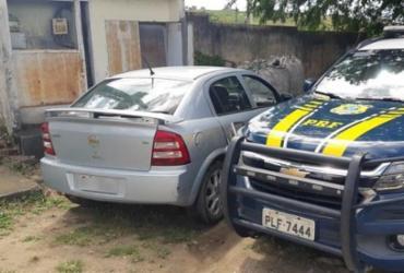 Veículo roubado em Vitória da Conquista é recuperado no sul da Bahia