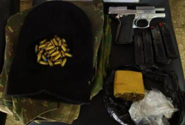 Suspeitos de tráfico de drogas são presos em diferentes pontos de Ilhéus