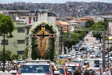 Transalvador faz balanço positivo do Bonfim e diz que população respeitou as restrições | Rafael Martins I Ag: A TARDE