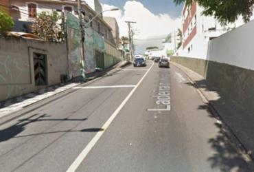 Trânsito é bloqueado na ladeira do Hospital Santa Izabel | Reprodução