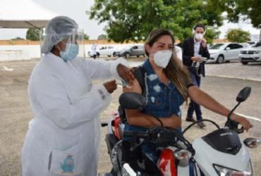 Vacinação contra a Covid-19 é iniciada no interior do estado | Divulgação | PMVC