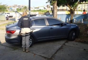 Veículo fruto de apropriação indébita é recuperado em Candeias