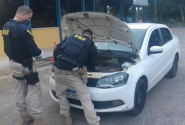 Veículo roubado em Ilhéus há 11 meses é recuperado em Eunápolis