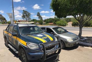 Veículo roubado há mais de oito anos em SP é recuperado em Seabra