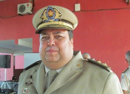 Coronel Adson Marchesini é novo comandante-geral do Corpo de Bombeiros Militares da Bahia | Reprodução | paginasimoesfilho.com.br