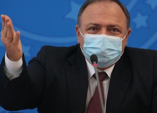 Vacinas contra coronavírus começam a ser distribuídas na segunda, diz Pazuello | Divulgação