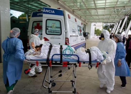 Vacinação é suspensa em Manaus devido a denúncias de irregularidades | AFP