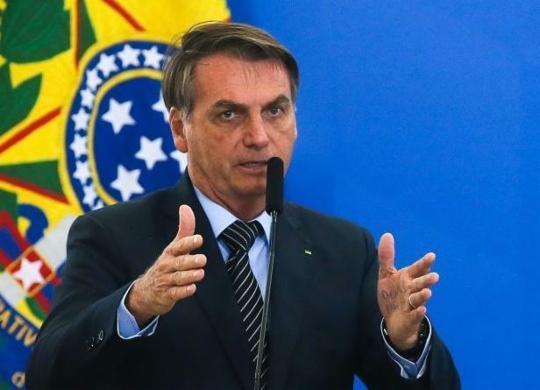 Governo é favorável à importação privada de vacinas, diz Bolsonaro | Antonio Cruz | Agência Brasil