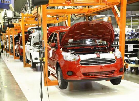 Grupo Caoa admite interesse em ocupar fábrica da Ford em Camaçari | Divulgação I Ford