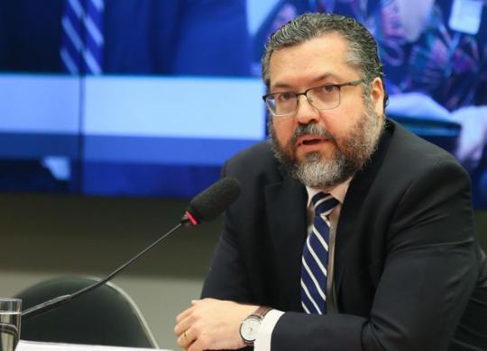 China pressiona por demissão de Ernesto Araújo para liberar insumos de vacinas | Agencia brasil | Divulgação