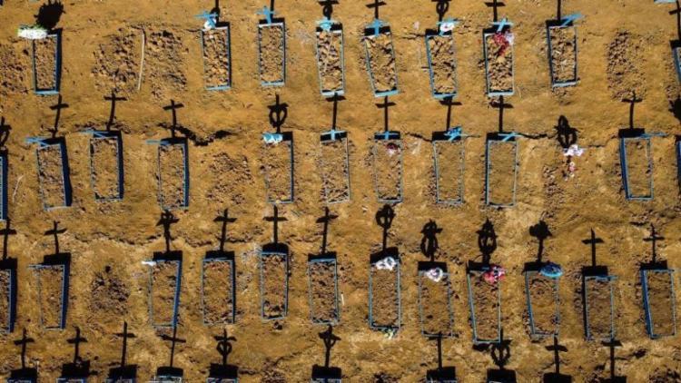 No total, 1,4 milhão de pessoas morreram no ano passado | Foto: AFP - Foto: AFP