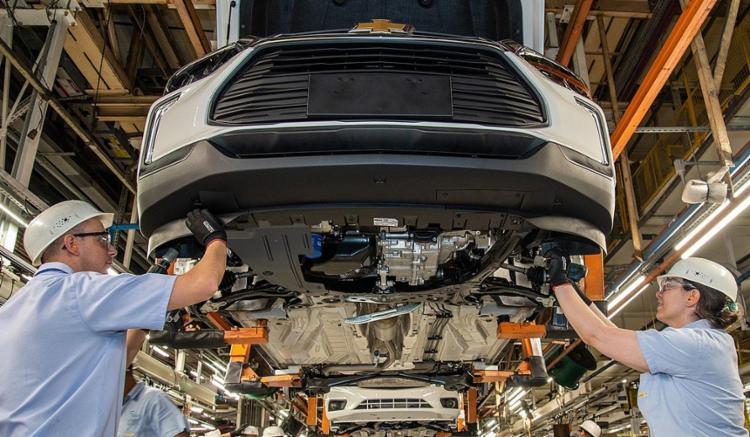 GM vai retomar investimentos no Brasil, são R$ 10 bilhões