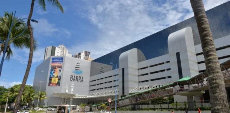 Acidente ocorreu nas imediações do Shopping Barra | Foto: Divulgação - Foto: Divulgação