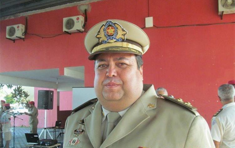 Marchesini substituirá o também coronel Francisco Luiz Telles de Macêdo | Foto: Reprodução | paginasimoesfilho.com.br - Foto: Reprodução | paginasimoesfilho.com.br