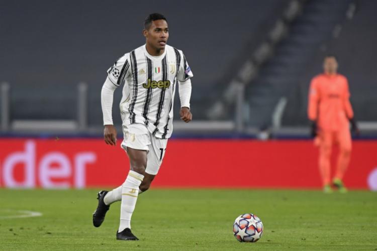 No dia anterior ao diagnóstico, Alex Sandro esteve em campo para atuar na partida entre Juventus e Udinese | Foto: Reprodução | CBF - Foto: Reprodução | CBF