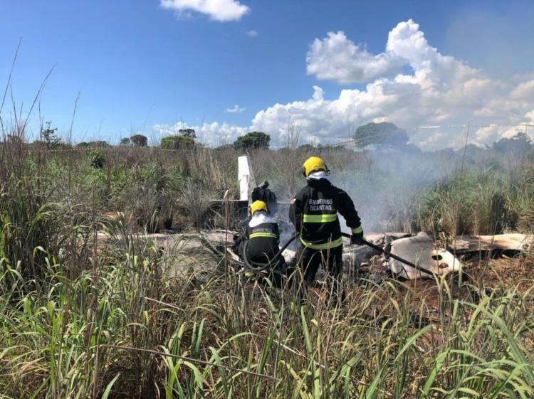 Acidente aconteceu no último domingo | Foto: Divulgação | Corpo de Bombeiros - Foto: Divulgação | Corpo de Bombeiros