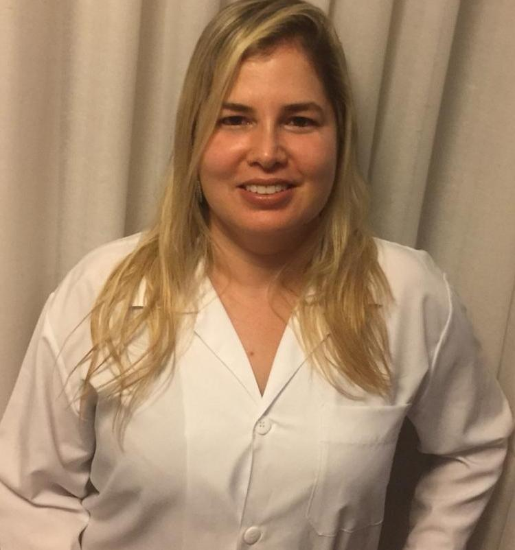 Dermatologista Andrea Rebouças esclarece dúvidas sobre a hanseníase | Foto: Reprodução | Arquivo Pessoal