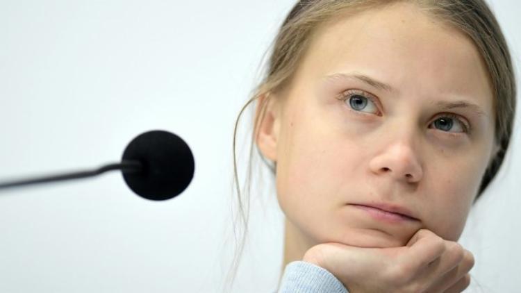 Greta já discursou eventos internacionais como a COP24, a Conferência do Clima da ONU, e o Fórum Econômico Mundial | Foto: AFP - Foto: AFP