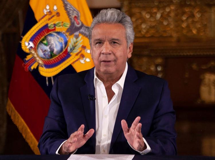 Apesar da situação, o Ministério das Comunicações do Equador afirmou que