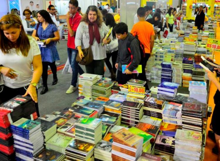 Bienal do Livro não ocorre em Salvador desde 2013 | Foto: Fernando Frazão | Agência Brasil - Foto: Fernando Frazão | Agência Brasil