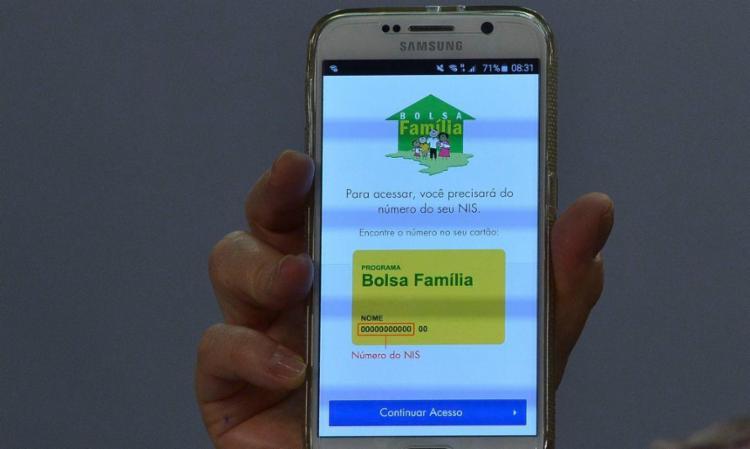 Recebimento dos recursos segue o calendário normal do Bolsa Família   Foto: José Cruz   Agência Brasil - Foto: José Cruz   Agência Brasil