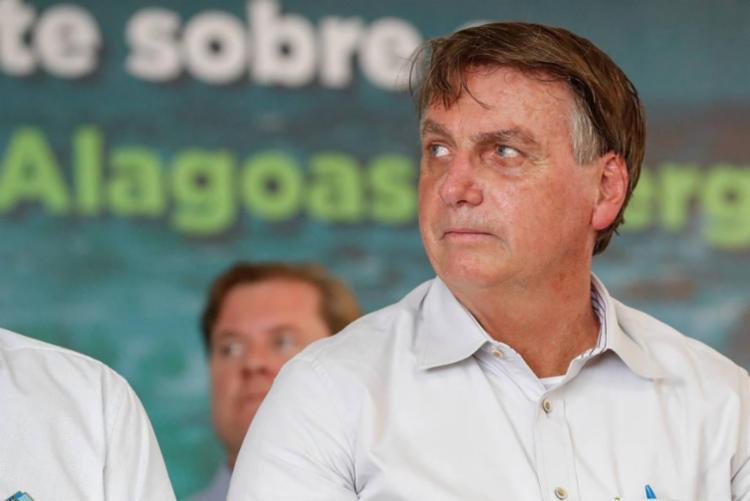 A pressão do Centrão pela demissão do chanceler Ernesto Araújo deve fazer ele ganhar sobrevida no cargo. Foto: Alan Santos   PR - Foto: Alan Santos   PR