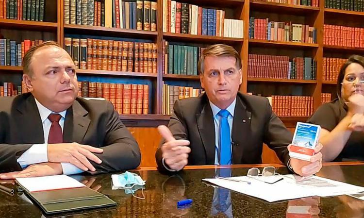 Pedido cita a crise causada pela falta de oxigênio em hospitais no Amazonas   Foto: Reprodução   Facebook - Foto: Reprodução   Facebook