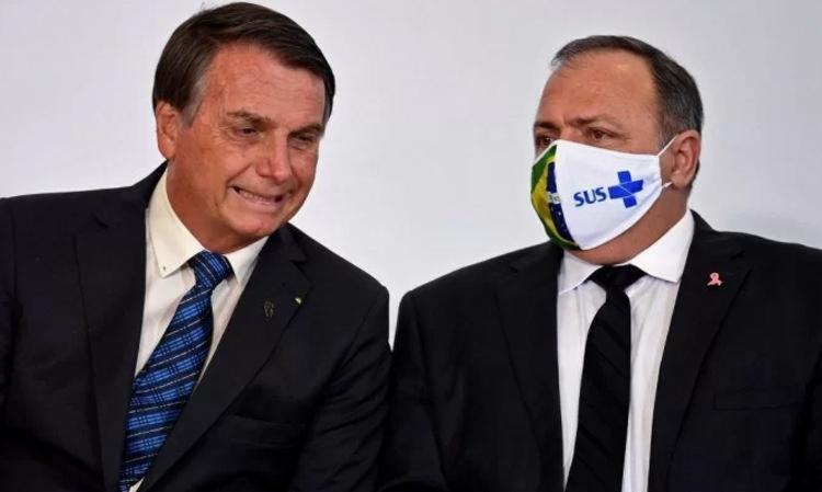 Troca seria motivada pela má gestão do general na condução da pandemia | Foto: Evaristo Sá | AFP - Foto: Evaristo Sá | AFP