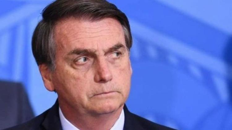 Bolsonaro também deu a entender que poderia interferir no conteúdo das perguntas, justificando que o banco de questões do exame aplicado este ano, referente ao ano escolar de 2020, foi feito antes do atual governo I Foto: AFP - Foto: AFP