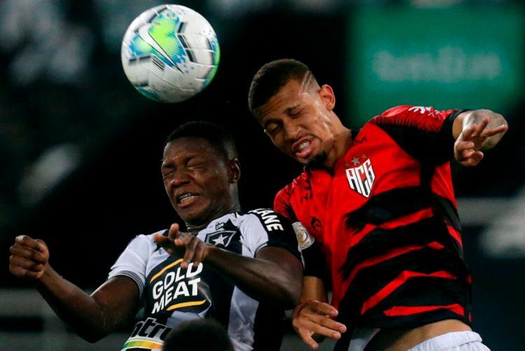 Visitante ganha por 3 a 1 e complicam situação do lanterna da Série A | Foto: Vitor Silva | Botafogo F.R - Foto: Vitor Silva | Botafogo F.R