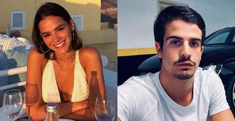 Segundo Leo Dias, amigos teriam confirmado namoro de Bruna Marquezine com Enzo Celulari I Foto: Reprodução I Redes Sociais - Foto: Reprodução I Redes Sociais