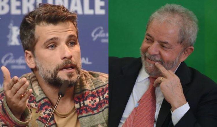 """Nos comentários, o ator comenta sobre os """"pontos positivos"""" dos antigo governo em comparação como atual, comandado por Jair Bolsonaro I Foto: Divulgação - Foto: Divulgação"""