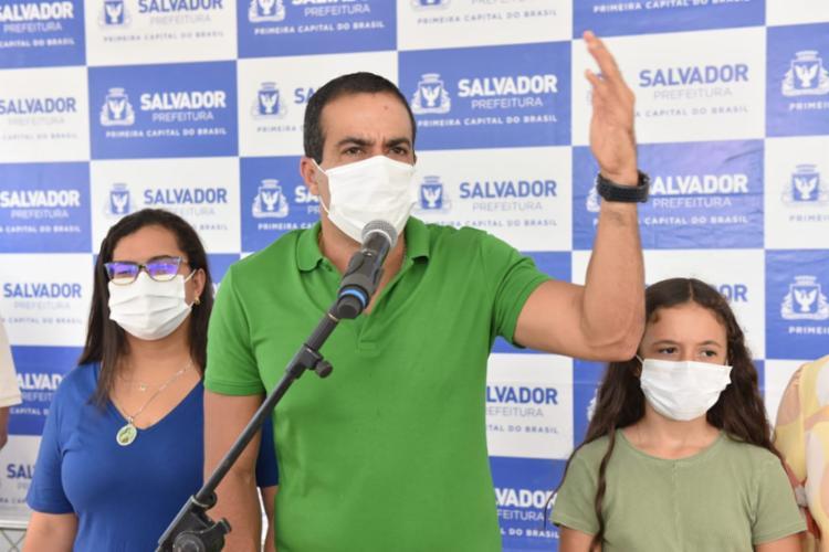 O investimento foi da ordem de R$5,6 milhões para a requalificação de quase 4km de via. - Foto: Valter Pontes/Secom