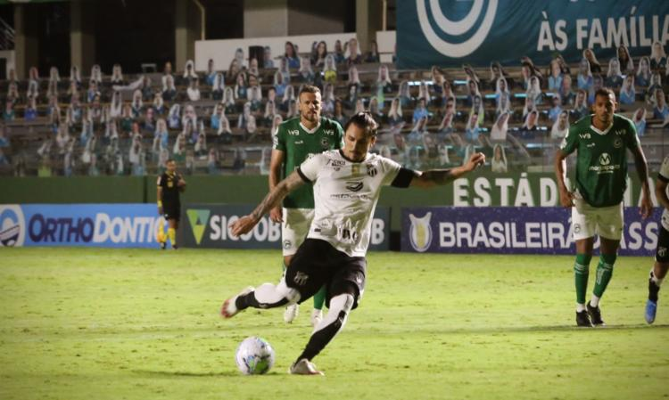 Vozão goleou Goiás por 4 a 0 e o Leão do Pici superou Santos | Foto: Israel Simonton | Ceará - Foto: Israel Simonton | Ceará
