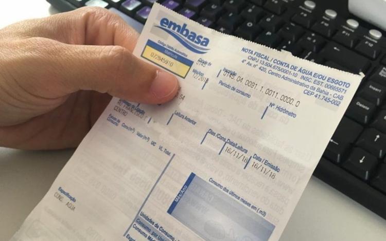 Para quem preferir atendimento presencial, os postos da Embasa na rede SAC estão funcionando em todo o estado através de agendamento   Foto: Divulgação - Foto: Divulgação 