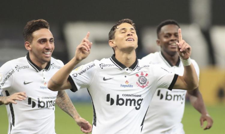 Timão dominou partida e derrotou Leão da Ilha por 3 a 0 | Foto: Rodrigo Coca | Corinthians - Foto: Rodrigo Coca | Corinthians
