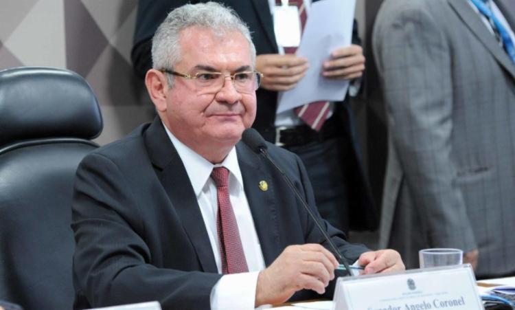 Senador vê indicação de Wagner com anormalidade e defende candidatura própria do PSD. - Foto: Divulgação