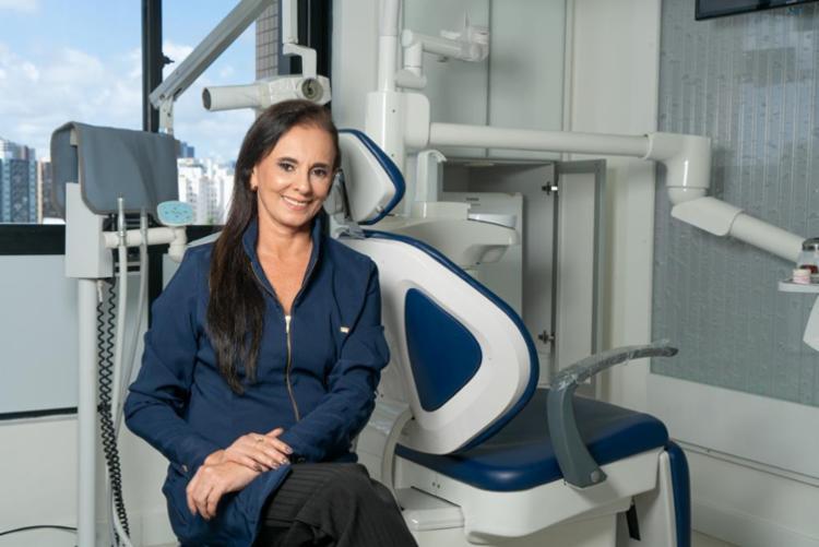 Workshop é ministrado pela cirurgiã dentista Rose Meire Sousa   Foto: Divulgação - Foto: Divulgação