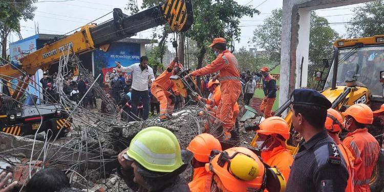Tragédia aconteceu durante velório | Foto: AFP - Foto: AFP