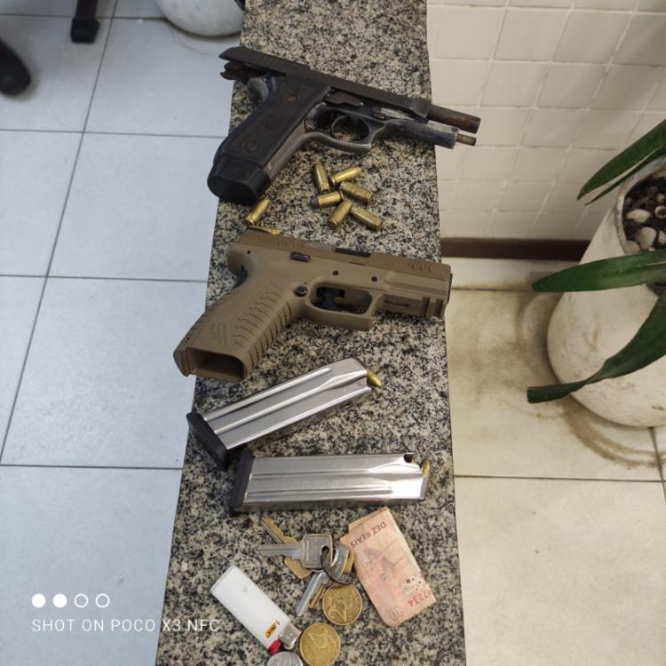 A ocorrência foi registrada na Central de Flagrantes | Foto: Divulgação | SSP - Foto: Divulgação | SSP