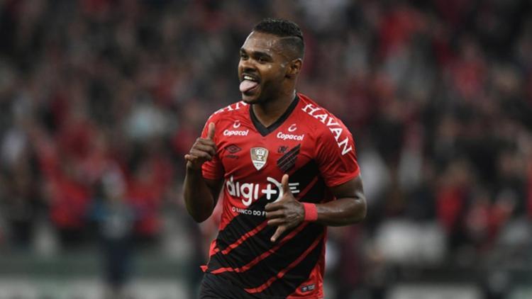 Ex-Bahia, meia Nikão é um dos destaques do Athletico que não jogará hoje | Foto: Divulgação | Athletico Paranaense - Foto: Divulgação | Athletico Paranaense