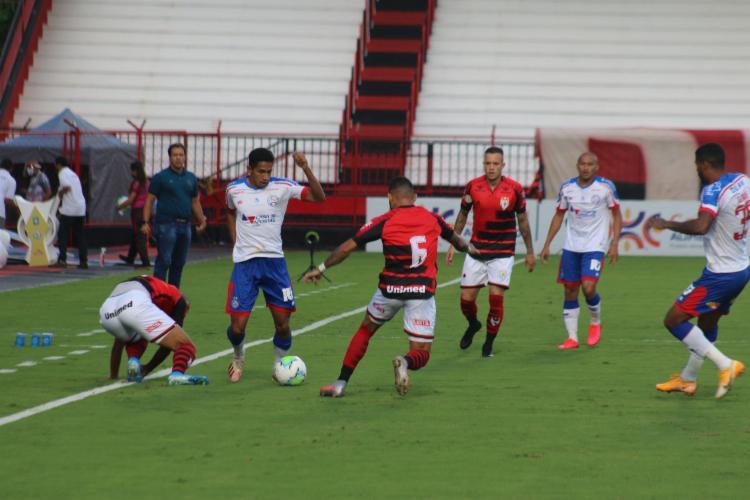 Resultado deixa o Tricolor na 17° colocação   Foto: Rafael Machaddo   E.C.Bahia - Foto: Rafael Machaddo   E.C.Bahia