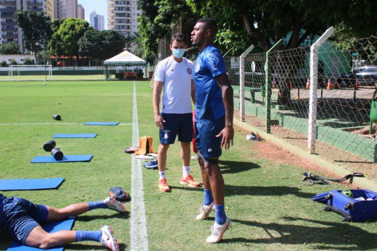 O Tricolor amarga uma sequência de sete derrotas consecutivas no Brasileirão Série A   Foto: Rafael Machaddo   EC Bahia - Foto: Rafael Machaddo   EC Bahia