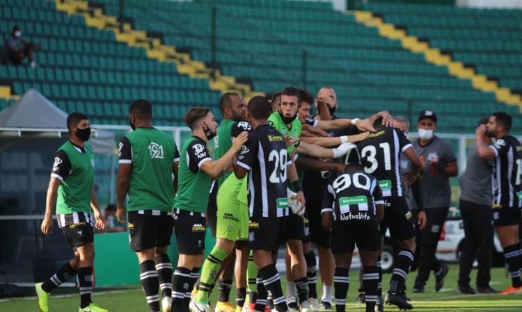 Alvinegro faz 3 a 0 nos gaúchos e sobe para 15ª posição | Foto: Patrick Floriani | Figueirense FC - Foto: Patrick Floriani | Figueirense FC
