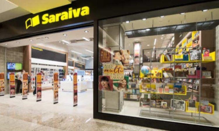 Saraiva passa por recuperação judicial após a queda nas vendas com a crise no setor de livros desde 2018 I Foto: Divulgação I Saraiva - Foto: Divulgação I Saraiva