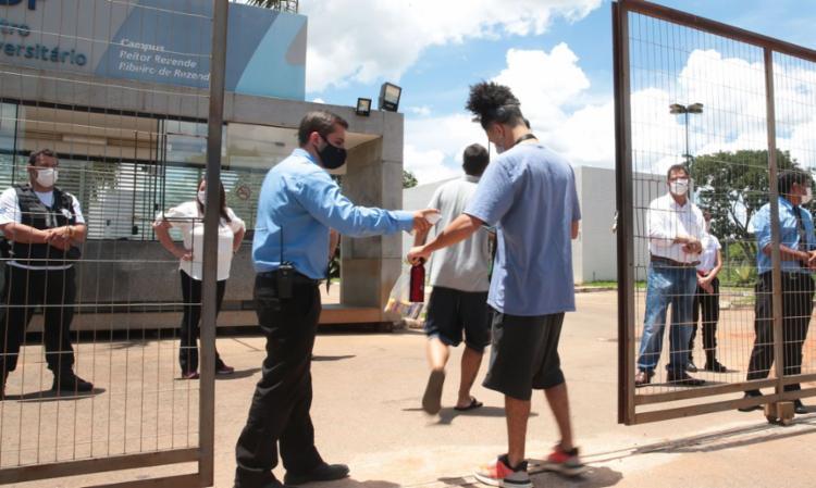 Ao todo, estão inscritos 93 mil estudantes em 104 cidades | Foto: Marcello Casal Jr | Agência Brasil - Foto: Marcello Casal Jr | Agência Brasil