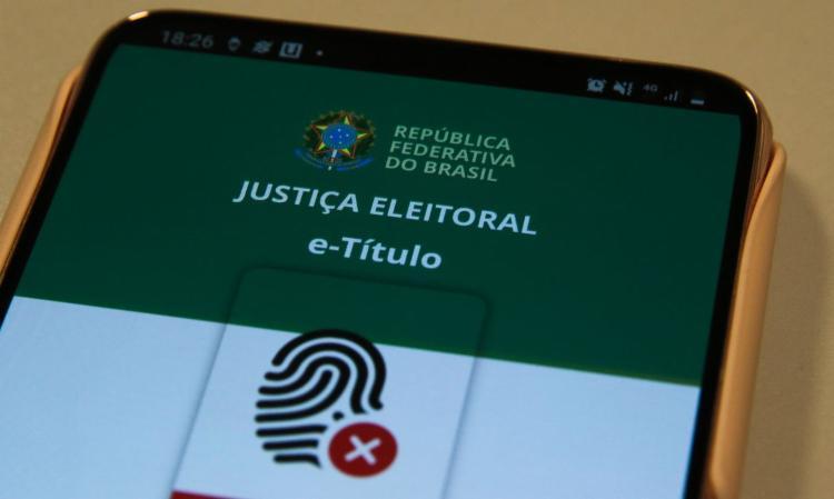 TSE recomenda que justificativa seja feita pelo aplicativo e-Título | Foto: Marcello Casal Jr | Agência Brasil - Foto: Marcello Casal Jr | Agência Brasil